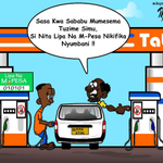 Fuel station advise to switch off phones yet they have tillno to pay for fuels. http://t.co/3M3BFjZykR via @TheOnlyMido