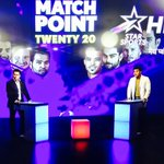 RT @Sid71083: @cricketaakash joins us on #matchpoint to preview #mivsrh  #CSKvsKXIP @StarSportsIndia 3 n hd3 at 2:30 pm