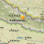 "Speaking of…. - ""@ABC7: #EARTHQUAKE 7.5-magnitude quake rocks Nepal; damage reported http://t.co/OuGjIdU6nY http://t.co/OCK1eqyHQ5"""