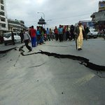 More photos of #earthquake disaster from Nepal. http://t.co/2F3rIP4aEV