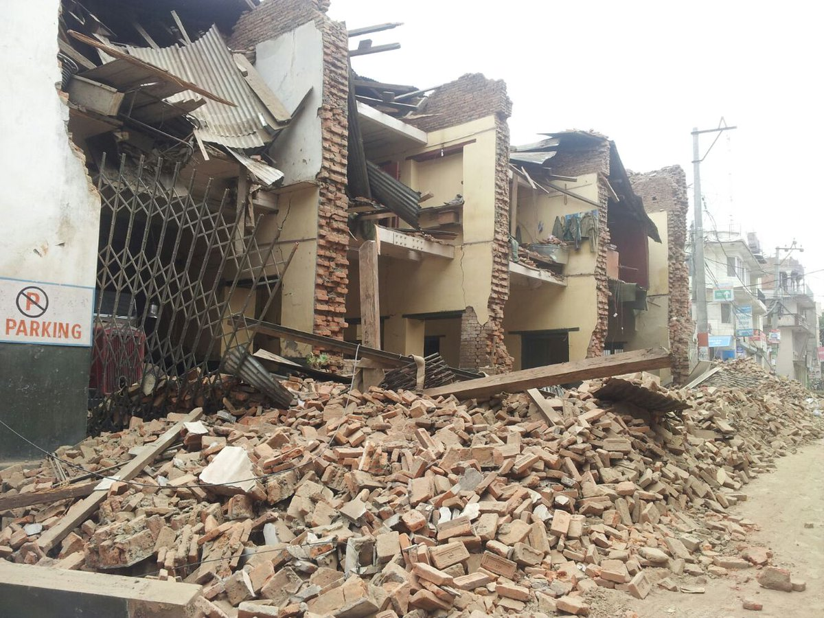#WorldVision is on the ground assisting in the #NepalEarthquake. Donate now to support http://t.co/K8dOeacYA6 http://t.co/rvm1w8fzPn