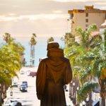 Sunshine on California St.  Ventura CA.  Photo by Kamilo Bustamante /Brooks Institute http://t.co/PVb1a68eys