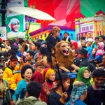 Hari ini Bandung begitu luar biasa.. #haturnuhun @ridwankamil @infobandung http://t.co/0124irY0wI
