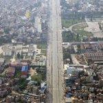 Un terremoto de magnitud 7,5 sacude Nepal y derriba edificios en su capital (foto archivo) http://t.co/95ZWIF2MZQ http://t.co/hfyqqDjRWF