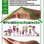 #Madrid manifestación #porelderechoatecho #stopdesahucios sábado 25A 12h Atocha-Sol @FRAVM @PAH_Madrid @Pavps_Madrid http://t.co/7BfqkxJFDg