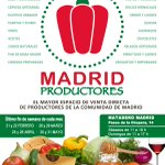 Vuelve el @M_Productores @mataderomadrid #Madrid Toda la info en http://t.co/YL4ofmWycW #MercadoDeProductores http://t.co/X2dcqrnsZi