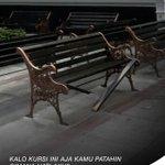 Intinya, jika semuanya kita lakukan pake hati, maka tidak akan ada yang tersakiti.. Ayo cintai Bandung dengan aksi..! http://t.co/Q4vaOBXqvO