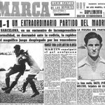 72 Years Ago today, Real Madrid trashed Barcelona in a 11-1 win! http://t.co/xNzc7QtmxN