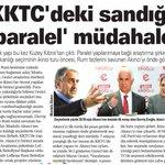 KKTC Cumhurbaşkanlığı seçimlerine paralel müdahale http://t.co/4FPhAEju97 @06melihgokcek http://t.co/5OInnum9FO