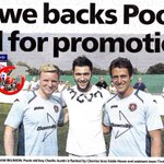 @PooleTownFC @chazaustin9 History is about to be made..... #COYD http://t.co/iMNVEl7gL1