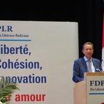 Philipp Müller réaffirme les valeurs que le @PLR_Suisse défendra lors des #EF2015. #AD_PLR http://t.co/RlD7S4hF6k
