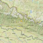El Estudio geológico de EEUU da una magnitud de 7,9 grados en la escala Richter al terremoto con epicentro en Nepal http://t.co/H715F4usA1
