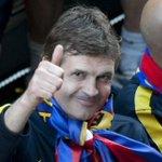 Hoy hace un año que nos dejó Tito Vilanova. Logró con el Barça la Liga 12-13 con 100 puntos ¡Siempre te recordaremos! http://t.co/yLUaHjLVcK