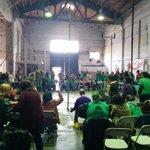 Los compahs de Catalunya empiezan la asamblea de #PAHsCat en #Barcelona, @CanBatllo, al grito de IM-PAH-RA-BLES :) http://t.co/eQQU1uhYVF