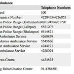 @KamalHaasanFans Helpline numbers for friends in #Nepal stuck in tremors Plz RT or Re-post! http://t.co/KrcoDrhvxh
