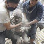 """Las autoridades nepalíes temen que haya """"centenares de muertos"""" tras el seísmo de magnitud 7,9 http://t.co/Y5mqCAJQZK http://t.co/HdpkoMSMqn"""