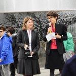 #AG15, @ManonSchick et @sjegher lancent lAssemblée générale dAmnesty Suisse ! #IniMulti http://t.co/XDS4gbUNEt