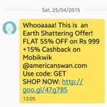 Welcome to the #arsehole club @AmericanSwan! Do join @Lenskart_com in the premium lounge.  @MihirBijur @GhantaGuy
