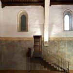 La cambra abadial és un espai per contemplar els detalls artístics i arquitectònics #MPedralbes #Barcelona http://t.co/MZ5xyT8uGX
