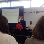 #rEDliteracy with @Mrs_Unsworth & Ms Milton at Primary Literacy Conference in London. Heres Ruth Miskin! http://t.co/MOgDDl0TDA