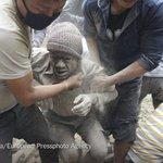 Nepal quake had an estimated magnitude of 7.9 and shook near its capital, Katmandu http://t.co/kkszLZGoXu http://t.co/jLuFSRqxr2