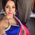 @actressanjjanaa 's fancylook designed by Krutika #aistra in #ramleela ,she truly is the #styleikon,chqout pics #diva http://t.co/9NP1WQoZh6