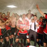 6yrs ago 2 the day. Wow wheres that gone #TimeFlies #BestFeelingEver #GreatEscape #afcb ⚽️👍🏽  http://t.co/qbd0db4Q5J http://t.co/I9bRqLt4gT