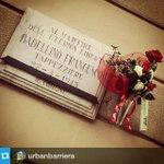 #25aprileTO - I Martiri dellEterna Libertà nelle lapidi di Torino. Francesco Badellino: http://t.co/iCTkZcQl5y http://t.co/RBIsDbKnur