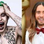 La radical transformación de Jared Leto en Joker http://t.co/qtKgOD497a http://t.co/S3IgQqdgxo