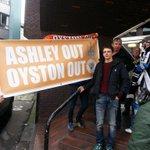 @KnightTangerine #OystonOut #AshleyOut at Newcastle http://t.co/VApJdyCaGz