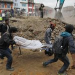 #NepalQuake death toll tops 1,400, according to Nepals National Emergency Operation Center. http://t.co/w3DV9S1oqD http://t.co/CXAxG6Zv27