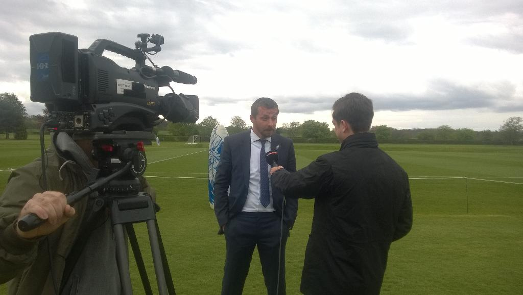 RT @watfordfcsays: Slav's first interview as the Premier League Head Coach of #watfordfc http://t.co/2F7sbkNRau