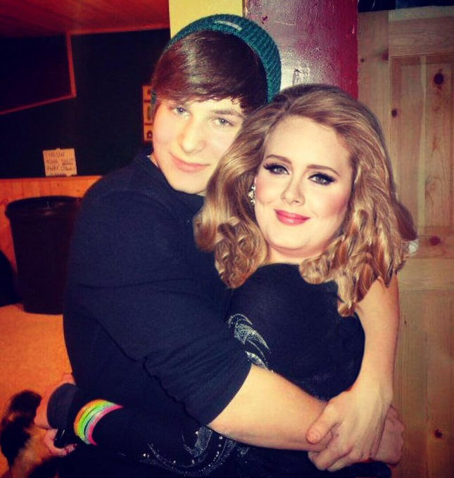 Happy birthday to my bee eff eff el oh el. I still can\t believe you and Adele were consensual lovers..