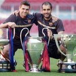 Hoy se cumple un año de la partida de Tito Vilanova. #TitoEterno http://t.co/ErPyWY6fMm