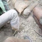 Imágenes de la devastación tras el terremoto de Nepal http://t.co/nHkpWU18ey http://t.co/jl9jAd5OpJ