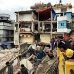 In photos, a look at the aftermath from the powerful earthquake that struck Nepal today: http://t.co/oto4wiXCM7 http://t.co/s8SyVue06d