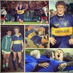 #UnDiaComoHoy debutaba en Boca el Vasco #Arruabarrena. Jugó 249 partidos Marcó 21 goles Ganó 3 títulos http://t.co/CzxiBzVJcA