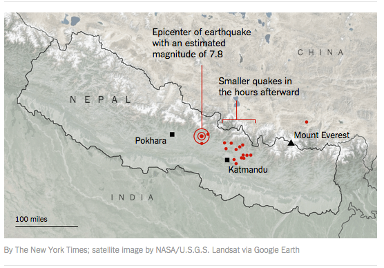 Here is a map showing the epicenter of the earthquake in nepal here is a map showing the epicenter of the earthquake in nepal http gumiabroncs Choice Image