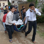 In photos: Powerful images from the #NepalEarthquake http://t.co/obEAK6pvoS #Kathmandu http://t.co/1nhMLcB3ch