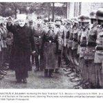 #25Aprile Cretini contestano Brigata Ebraica a Milano. Gli Ebrei combattevano per la libertà. I Palestinesi coi Nazi http://t.co/SVBBIwtuM1