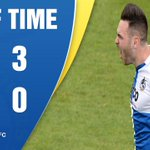 HALF TIME: @Official_BRFC 3-0 @alfretontownfc http://t.co/Aaw8HHQhB6
