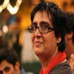 Karachi: Social activist Sabeen Mehmood laid to rest http://t.co/y1gJ7P49FD