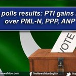 #PTIForLBElections #LBpolls results: #PTI gains lead over #PMLN, #PPP, #ANP http://t.co/lE9NcC3xQY