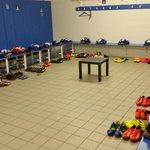 Todo listo en Mendizorroza. Una hora y media para que comience el partido. Goazen Glorioso! #animopues http://t.co/KiHUGOHw6A