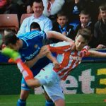 Watching Sunderland often is like being kicked in the face, and now playing for Sunderland is, too. http://t.co/0IKSW5g7fx