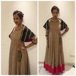 RT @shweta_malpani: @LakshmiManchu in @AnithaReddyFab for TV5 Business Awards,earrings by @SuhaniPittie .Styled by @shweta_malpani