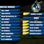 One change for final day clash with @alfretontownfc! http://t.co/ge2tEpDyMx