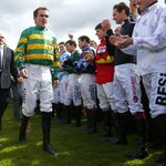 Champion Jockey AP McCoy retires after finishing 3rd in the final race of his career http://t.co/CixY3SIQJ2