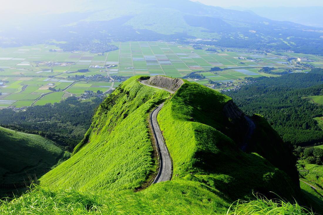 熊本県ラピュタの道