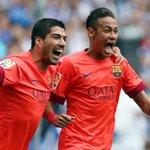 ¡FINAL del partido en el Power8Stadium! Espanyol, 0 - Barça, 2 (Neymar y Messi) #EspanyolFCB #FCBlive http://t.co/0ixn6yx8Ol
